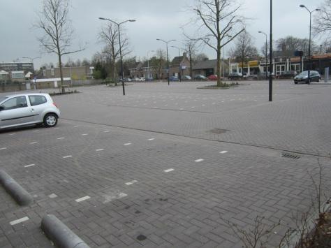 parkeerplein