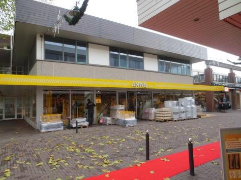 Rode loper slaat ANWB-winkel over