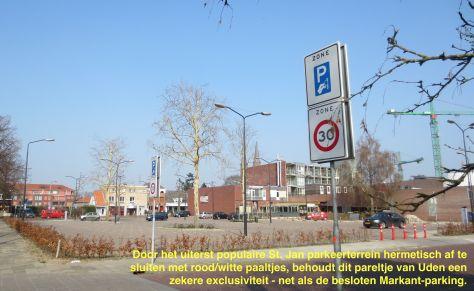 Parkeerontmoedigingsbeleid