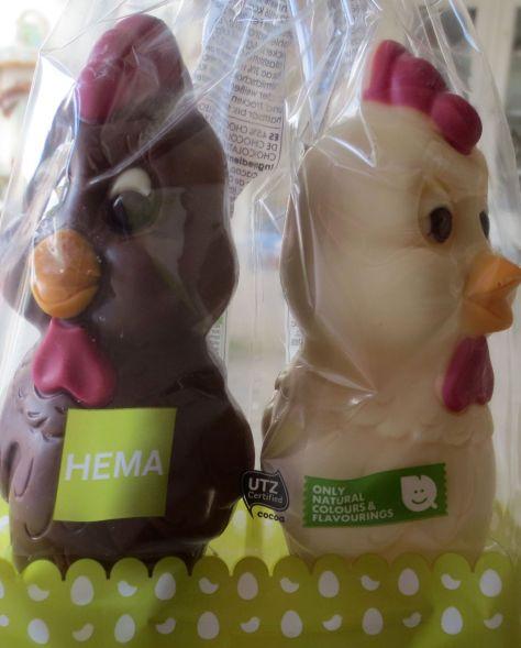 De kip en het ei