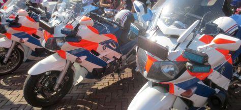 politiemotoren