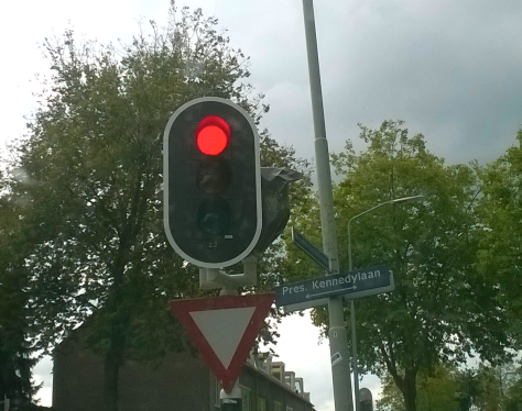 verkeerslichtkennedybronkhorst