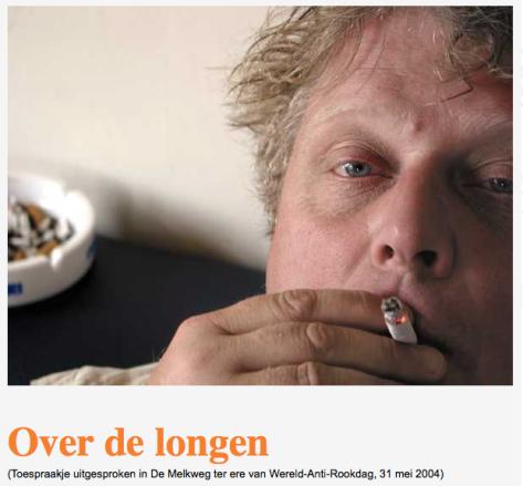 gezonde roker