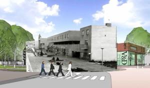 Beatles in Uden