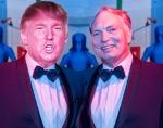 Donald en Ronald