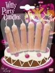 party-kaarsen-piemel-6-stuks
