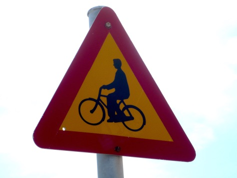 fietsbord