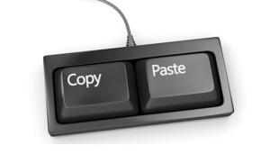 copypastebord