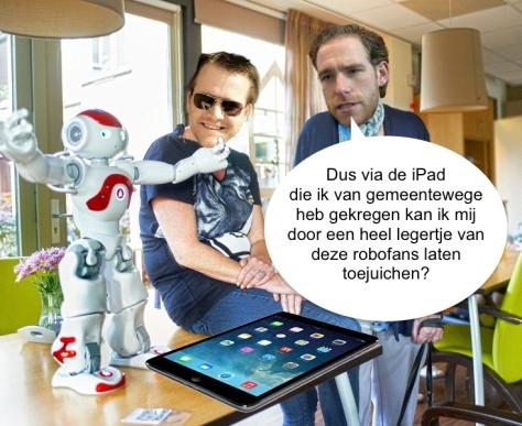 Robot bezoekers kopie
