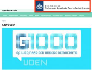 g1000 ministerie