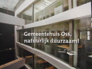 Gemeentehuis Oss natuurlijk duurzaam