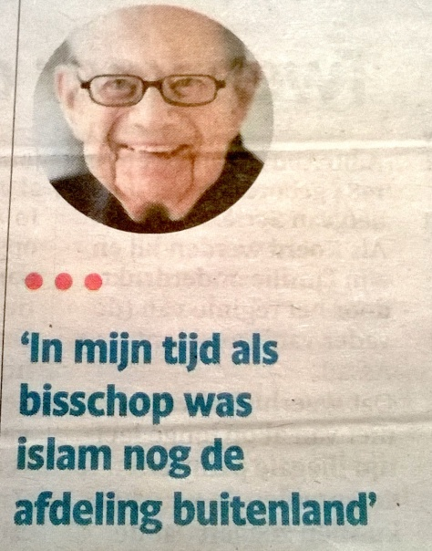 ernst over islam