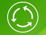 groene rotonde