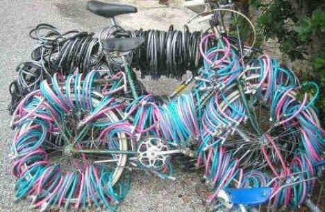 fietsopslot