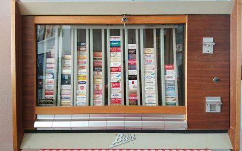 sigarettenautomaat