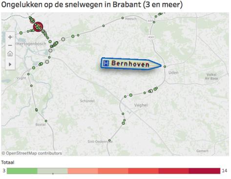 Vlakbij Bernhoven