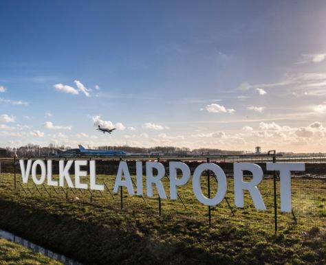 Volkel airport