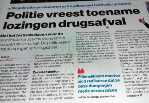 drugsafval