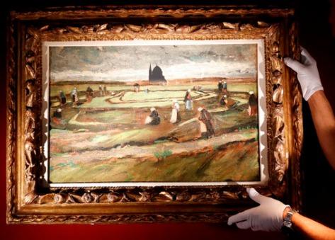 Kerk Uden - Van Gogh