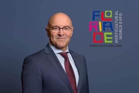 Dhr van Rooij, burgemeester gemeente Meierijstad