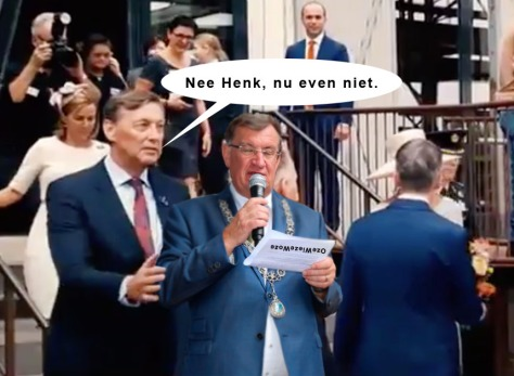 Paul vs Henk