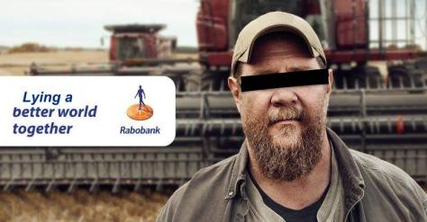 Rabobank lying