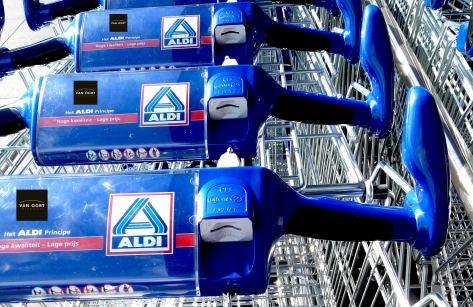 aldiwinkelwagens