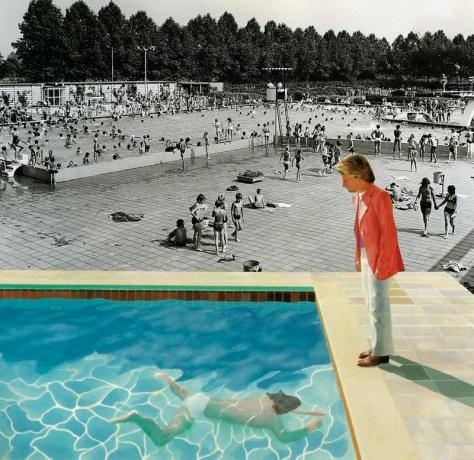 Openluchtzwembad Uden