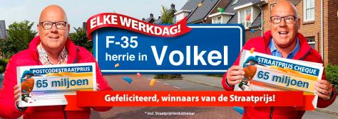 Straatprijs Volkel