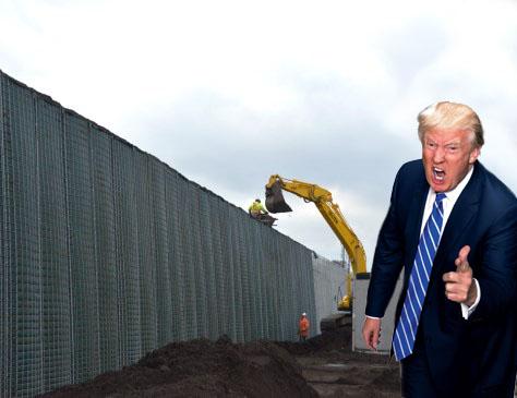 muur trump