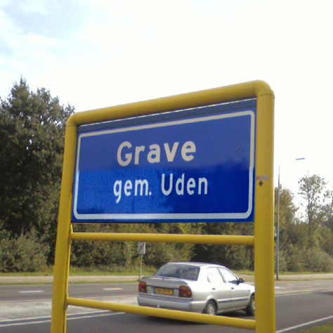 Grave Uden