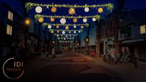 kerstballenlampjes
