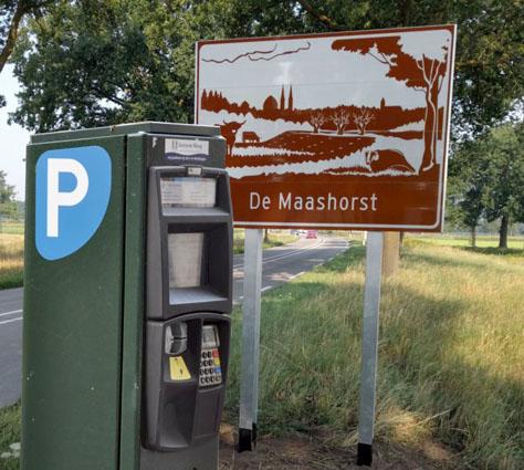 Betaald parkeren